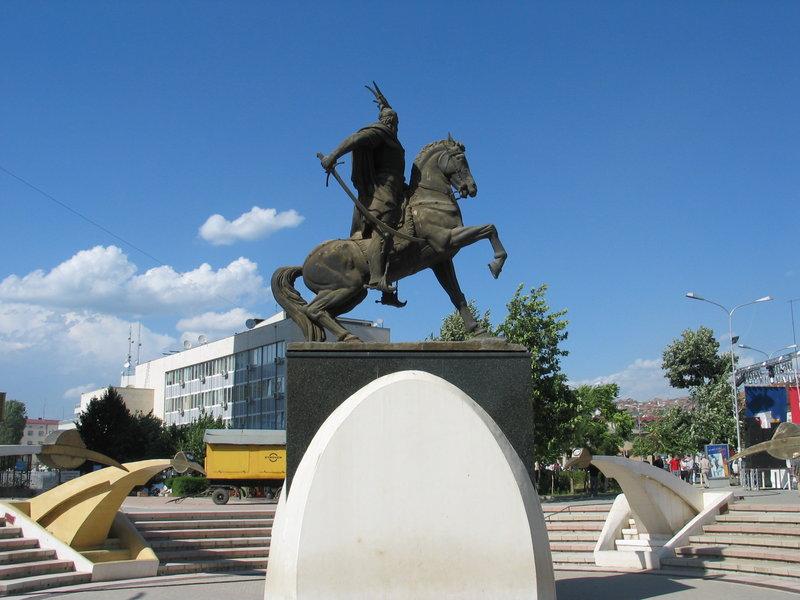 Pamje nga Kosova Prishtina~me~Skenderbeun